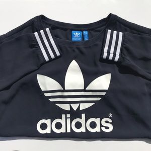 Adidas Chiffon Long Sleeve